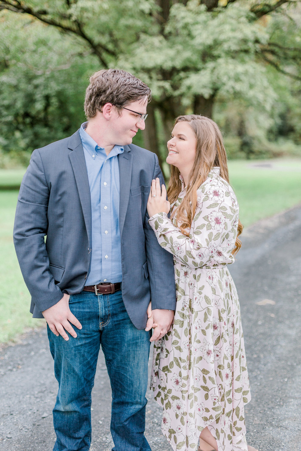 Lehigh valley Fish hatchery fall Engagement Session wedding and lifestyle photographer Lytle Photo Co (10 of 66).jpg