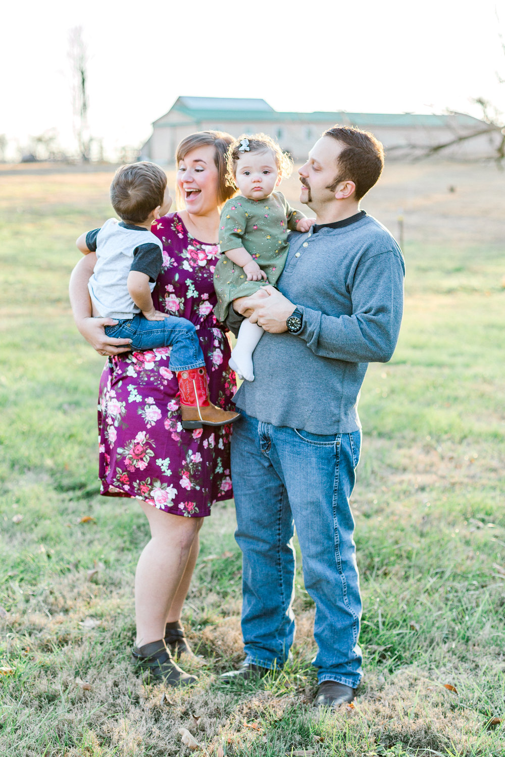 kentucky Fall Family of four family session wedding and lifestyle photographer Lytle Photo Co (21 of 78).jpg