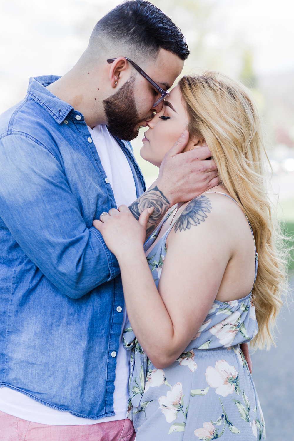 5 Reasons Why Engagement Sessions Are Important engagement session Pennsylvania lehigh valley wedding photographer