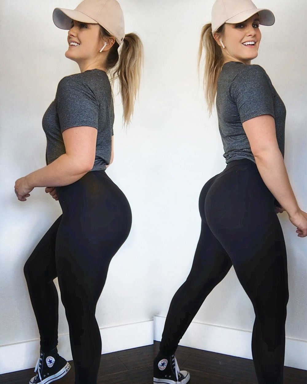 should you lift heavy weights or light weights to build a booty