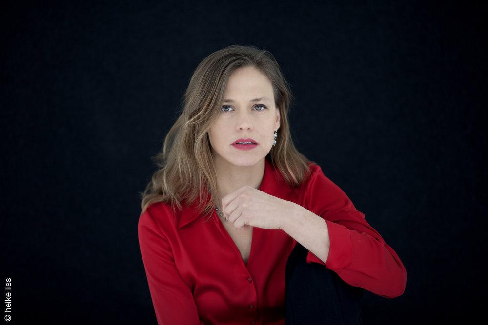 Helena Bugallo, pianist © Heike Liss