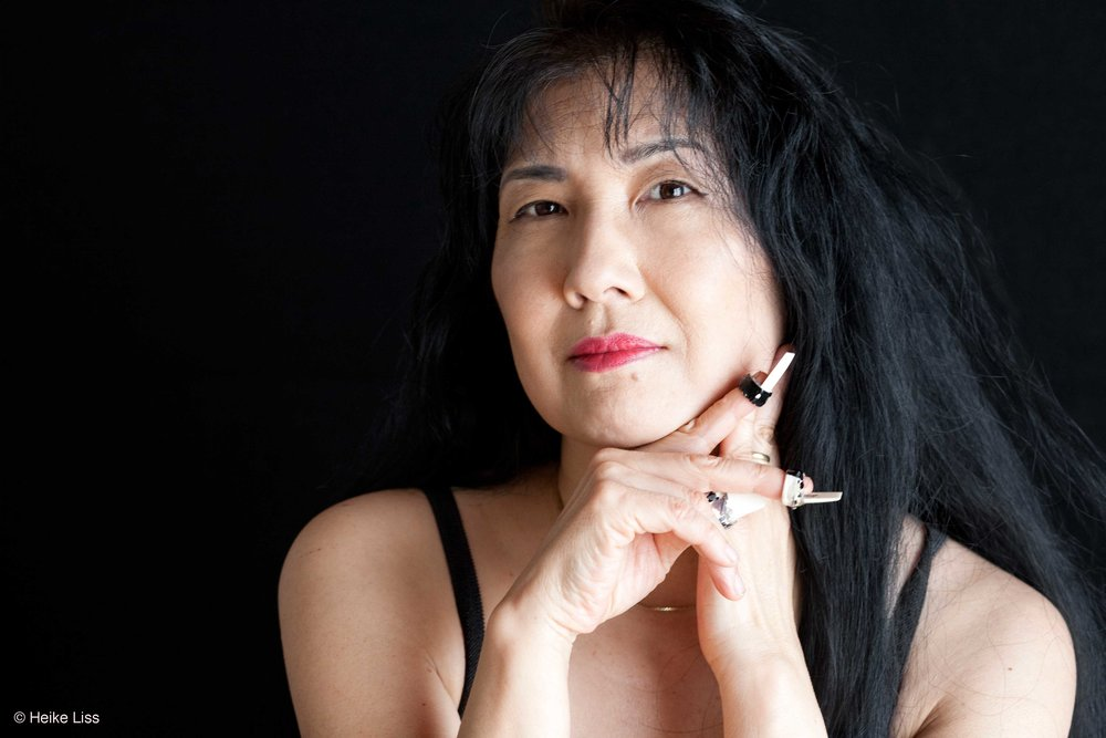 Mya Masaoka, musician © Heike Liss