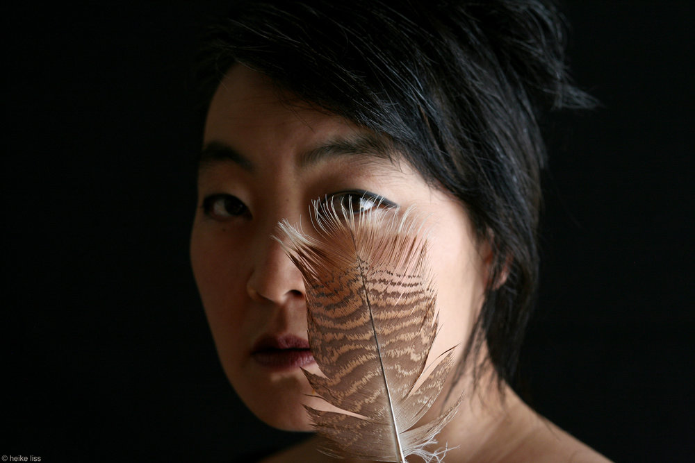 Theresa Wong, musician/composer © Heike Liss