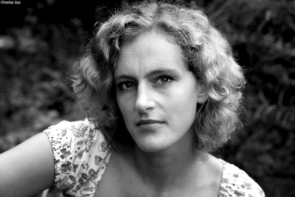 Monique Reinhard,  Artist © Heike Liss