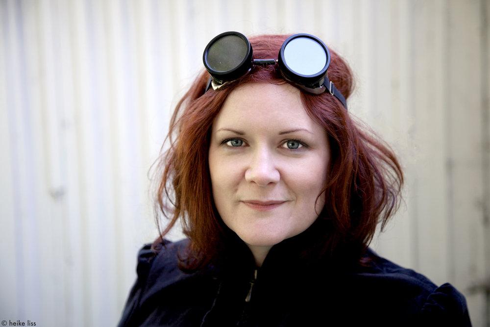 Lisa Mezzacappa, musician, composer © Heike Liss