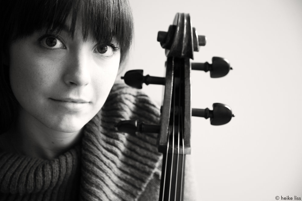 Anne Botka, violinist © Heike Liss