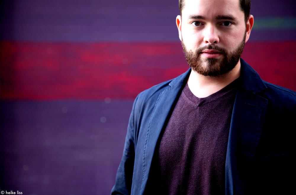 Lucas Floyd, composer © Heike Liss
