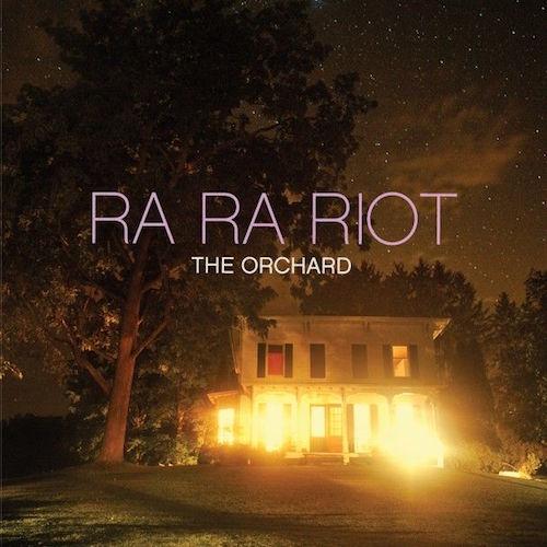 """Ra Ra Riot   """"Kansai"""" (Chuck Brody Remix)   Remix Producer  Barsuk"""