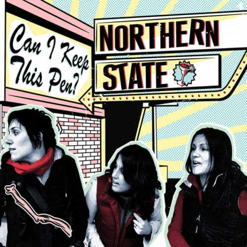Northern State  Can I Keep This Pen  Writer / Producer / Mixing  Ipecac