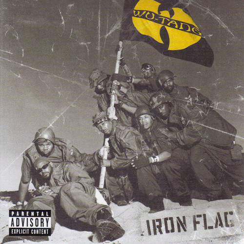 Wu-Tang Clan   Iron Flag   Mixing  Loud  / Sony Music