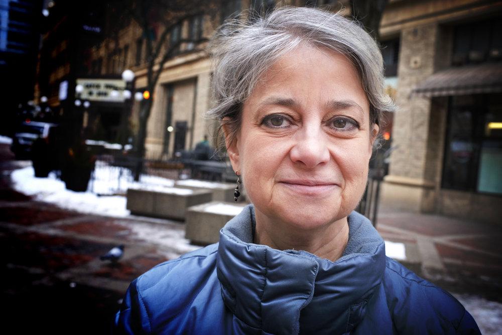 Regina McCombs, Sr. Editor for visual news at MPR