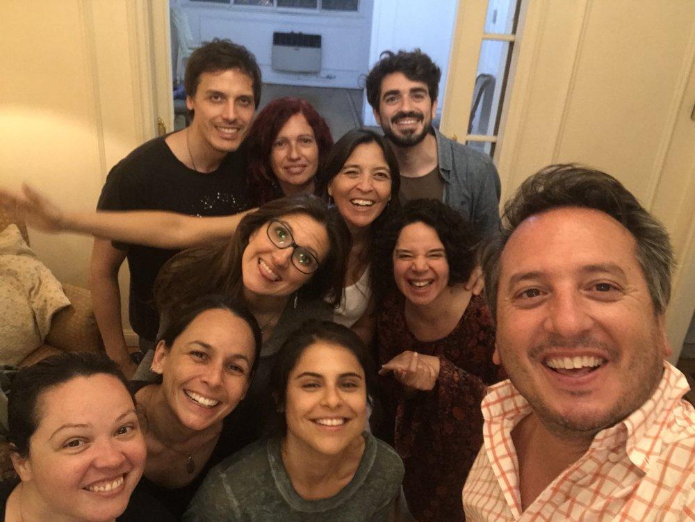 Circling / Buenos Aires / Nov 2018.