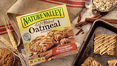 Nature Valley commercial thumbnail Directed by David Deahl.