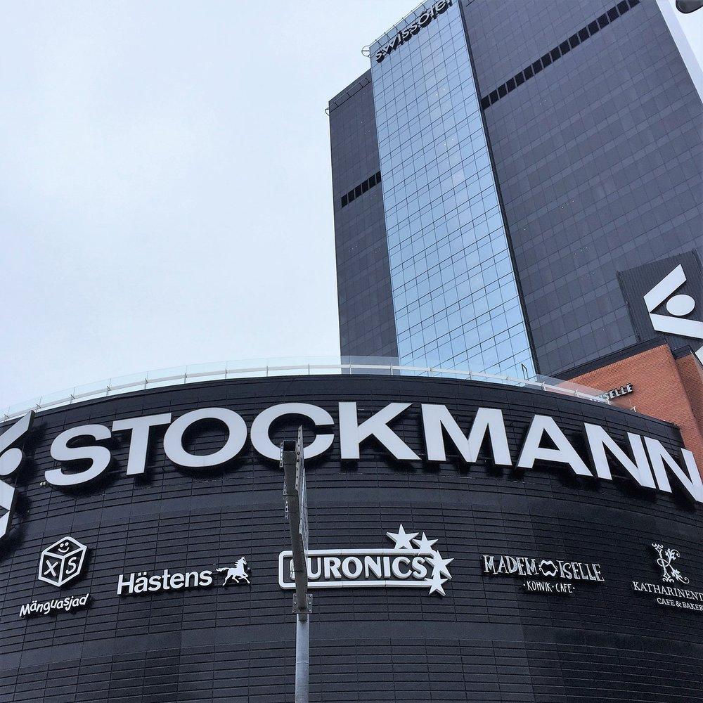 STOCKMANN, TALLINN