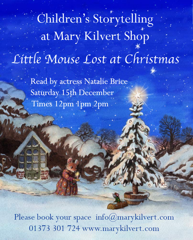 Children's Storytelling at Mary Kilvert — St Catherine's Frome