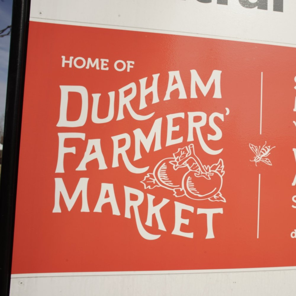day 6 - Start your weekend at the Durham Farmers' Market, and select from all the local goodies. As the day wanes, doll up for dinner and a show: you have reservations at Saint James and tickets to Broadway at DPAC.