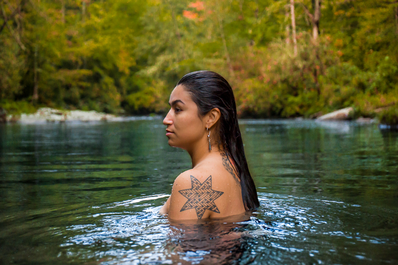 MADISON LONG  Eastern Band of Cherokee Indians   Cherokee, NC, USA   www.madisonhye.com    @madison_hye