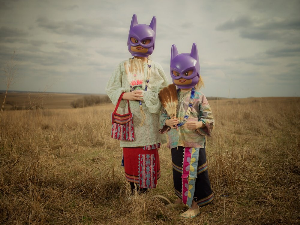 THOMAS RYAN REDCORN  Osage   Osage Reservation, Pawhuska, OK, USA   @redcorn