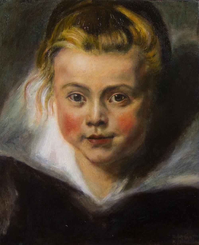 Kati Polojärvi Rubensin mukaan.