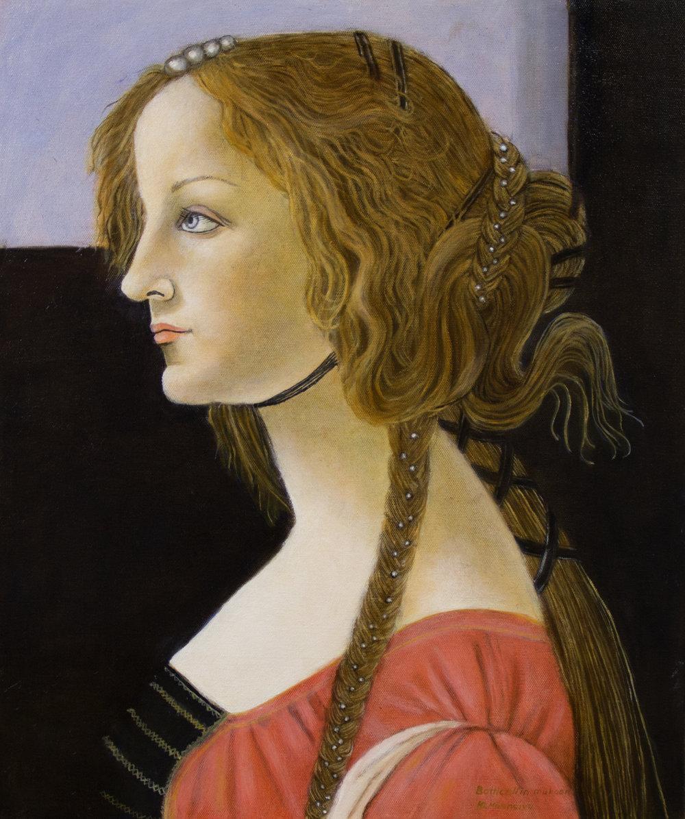 Marja Liisa Botticellin mukaan