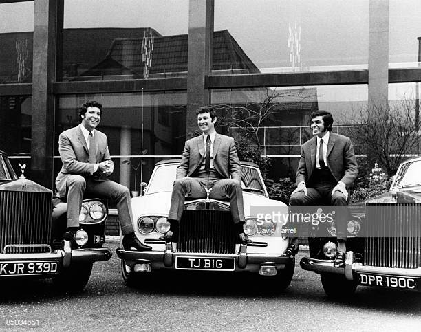 Engelbert Humperdinck, Tom Jones and Gordon Mills
