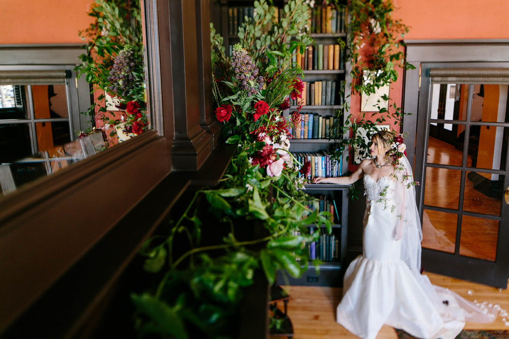 Styled Shoot - Enchanted Garden