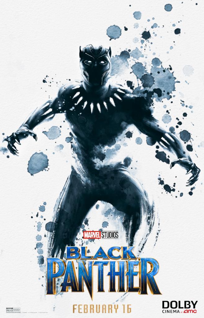 Black Panther — Popcorn Follies