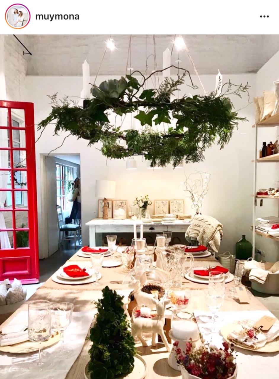 navidad mesa muy mona deco table noel.jpg
