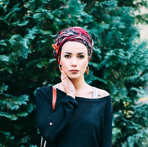 coline foulard bonne mine colores blog mode.jpg