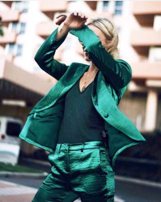 happily grey instagram ba&sh ensemble green.JPG