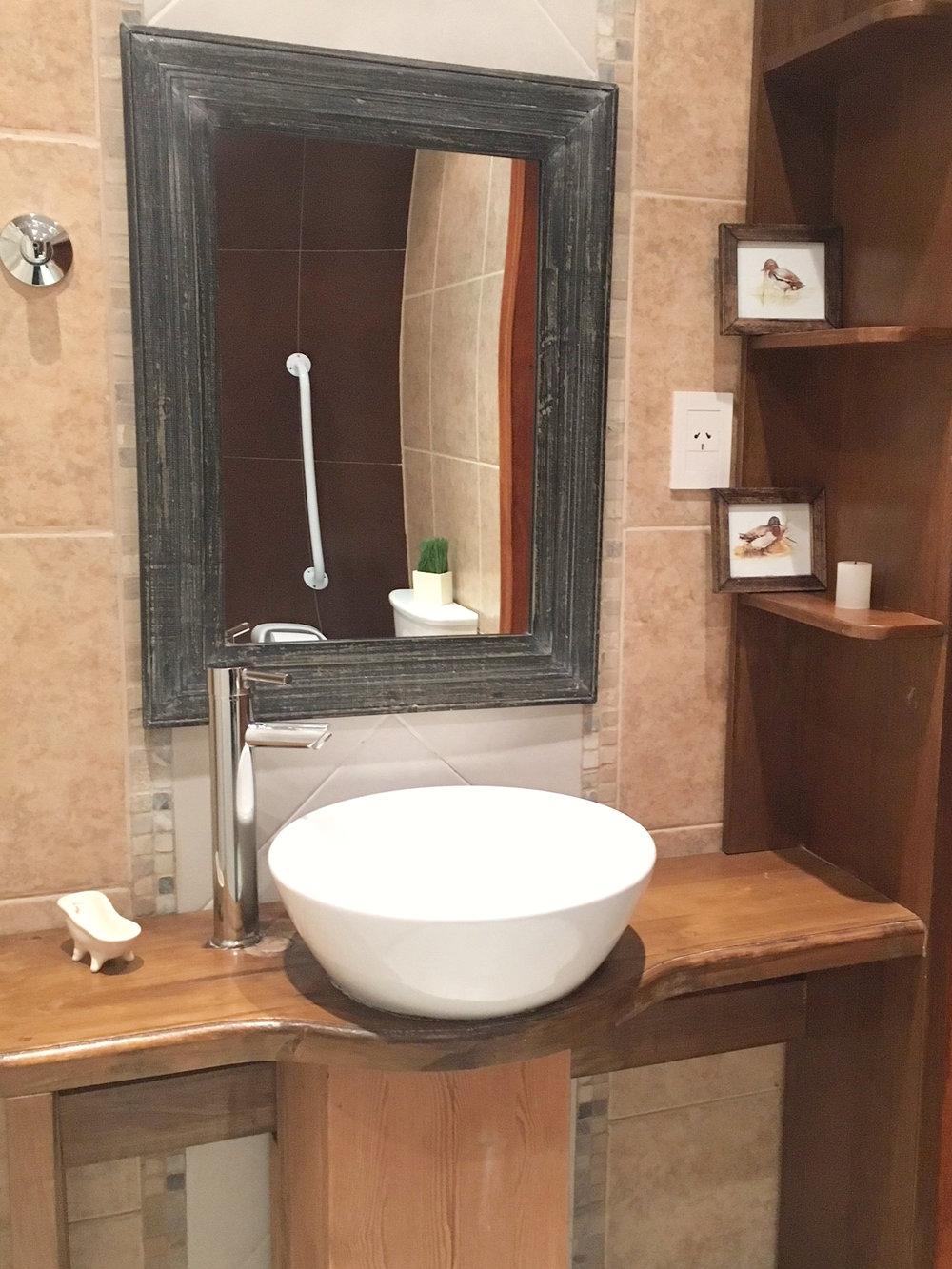 Ma salle de bain (Estancia Monte Dinero)