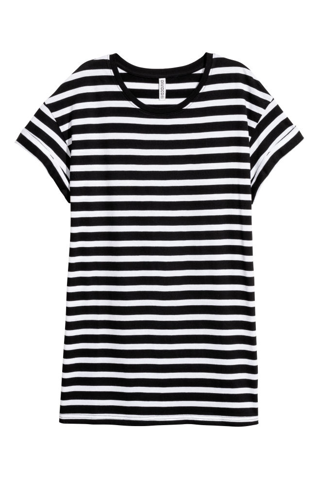 Tshirt long H&M