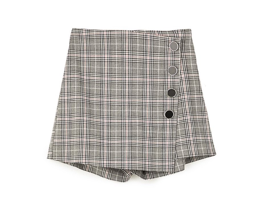stradivarius jupe short carreaux.jpg