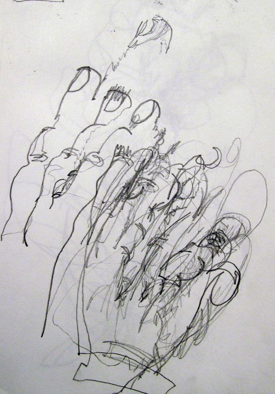 Emma R-blind contour hand.JPG