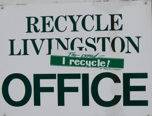 I'm proud - I recycle! • • • #recyclelivingston #gogreen #recycle #michigan #howellmi #livingstoncounty