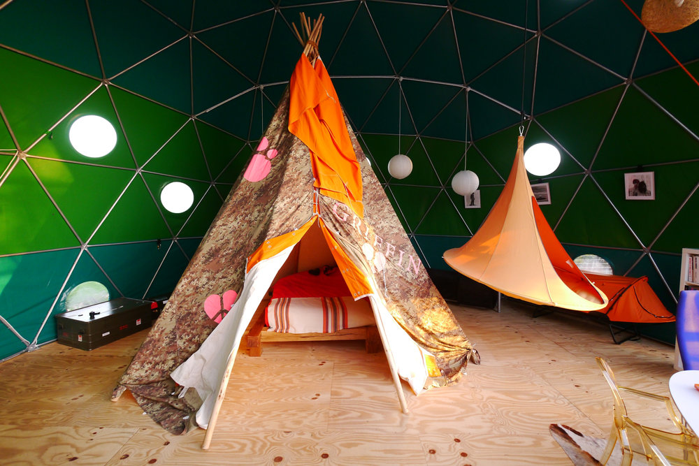 - THE HARTLAND POD - Sleeps up to 6