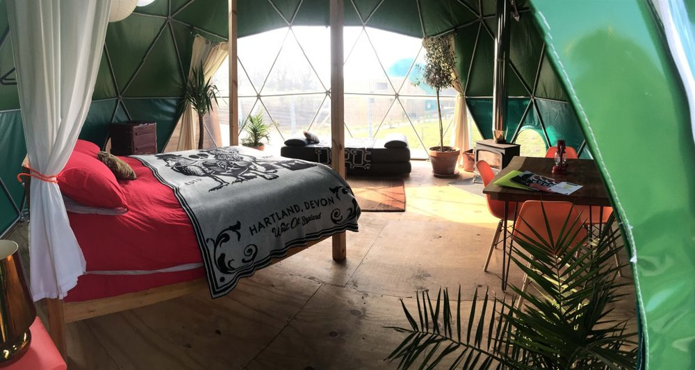 - THE WELCOME POD - Sleeps 4