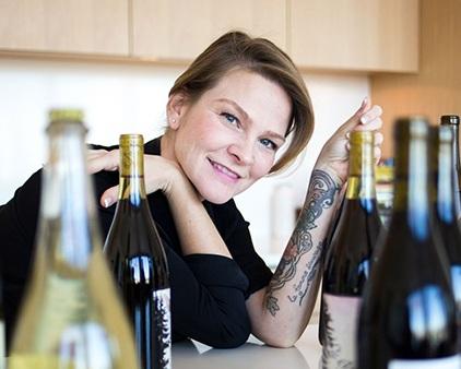 BRIANNE DAY - Owner/WinemakerDay Wines, Willamette Valley, Oregon