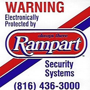 beeping and flashing keypad — Rampart Security Systems