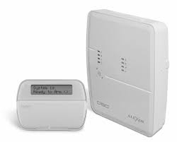 DSC Alexor alarm keypad and panel.jpeg
