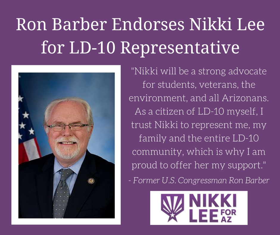 Ron Barber Endorses Nikki Lee for LD-10 Representative.jpg
