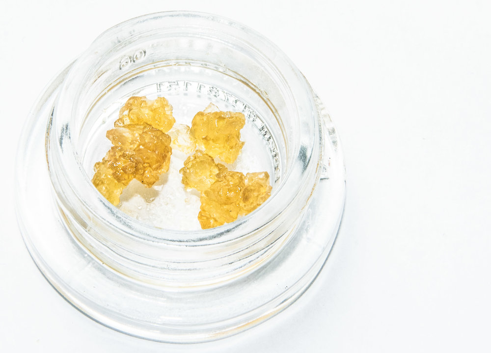 THC Crystalline