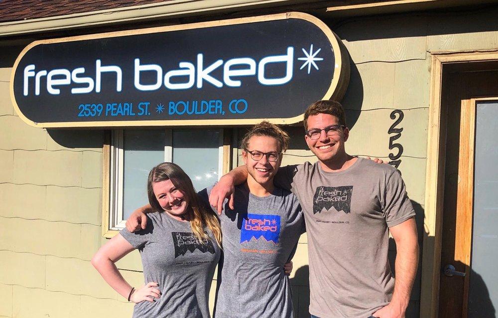 Fresh Baked Employees