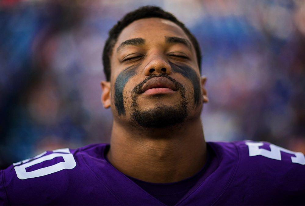 Eric Wilson [Minnesota Vikings/Andy Kenutis]