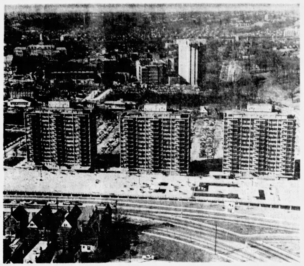 "The only ""under construction"" photo I could find. [Enquirer - Feb. 25, 1969]"