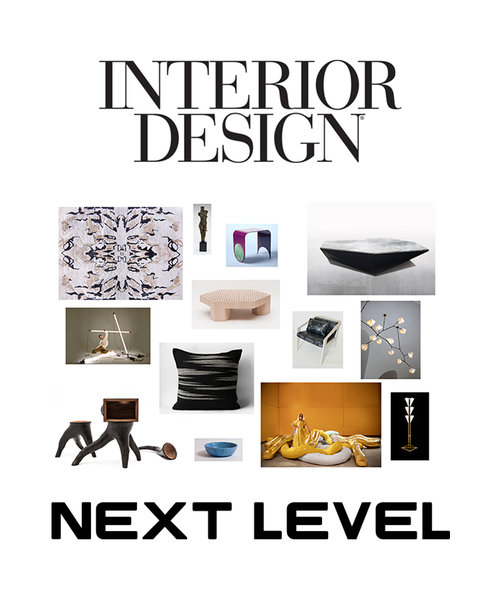 "HERE PROJECTS IN INTERIOR DESIGN:  WHAT NOT TO MISS AT THIS YEAR'S NYCXDESIGN.  Co-hosted by  Eskayel , Asher Israelow Studio, Hart, Here Projects, and Patrick Weder Design, ""NEXT LEVEL"" will make its NYCxDESIGN debut as an art and design experience showcasing new pieces from boundary-pushing designers.   READ FULL ARTICLE"