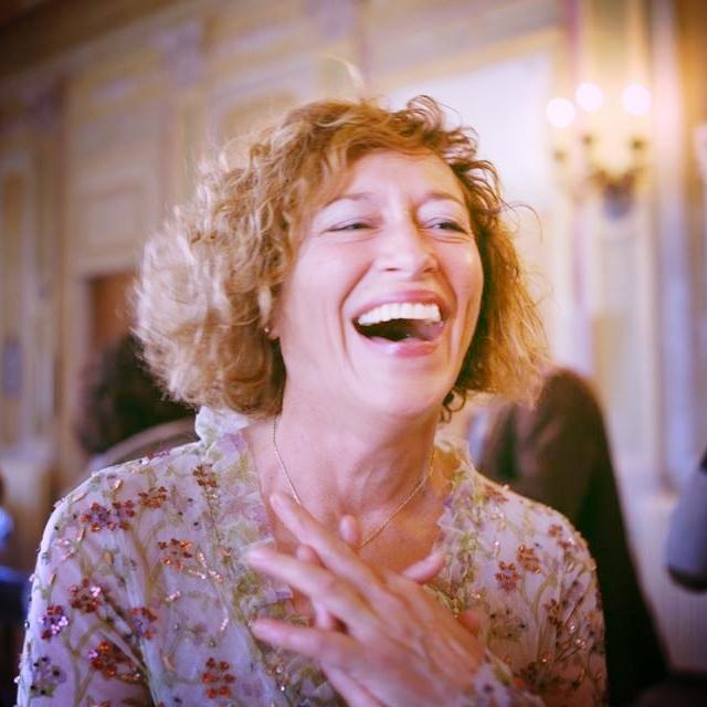 Angela Scipioni, Co-Author,  Iris & Lily