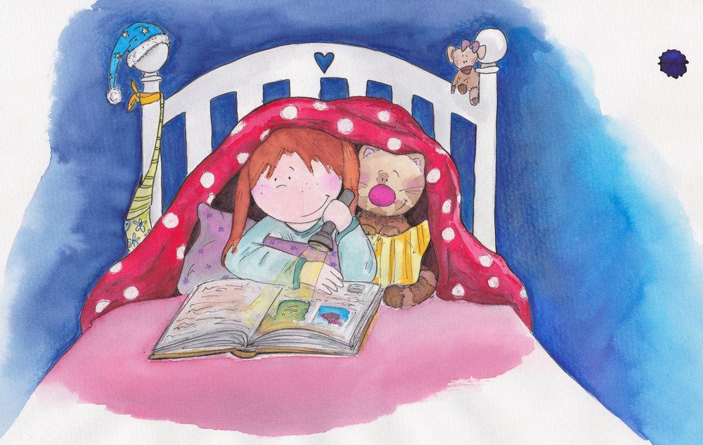 Lina reading under the blanket.jpeg