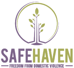 safe haven of tarrant county logo