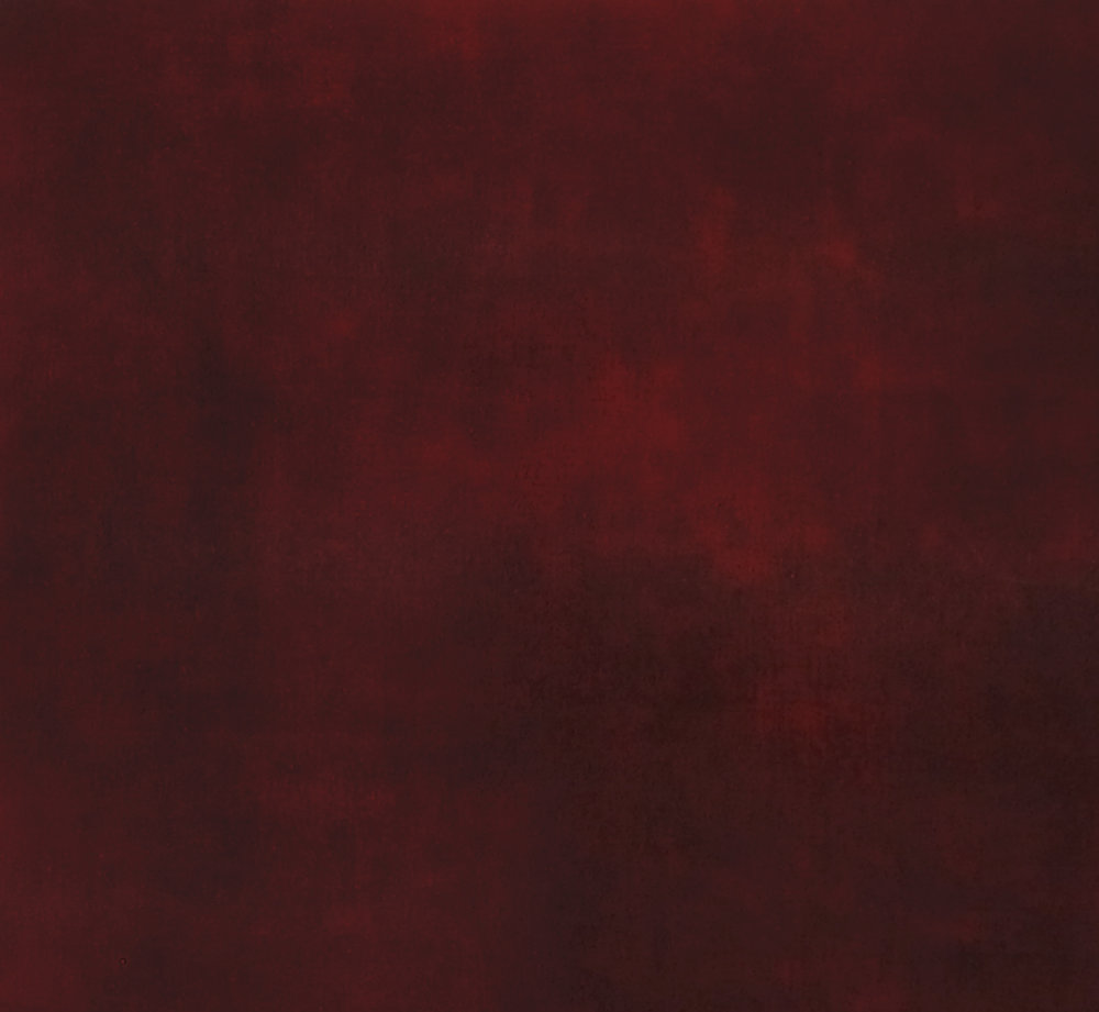 """Rue Red II Oil on linen 48"""" x 52"""""""